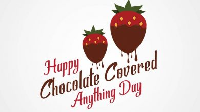 National Chocolate-covered Anything Day
